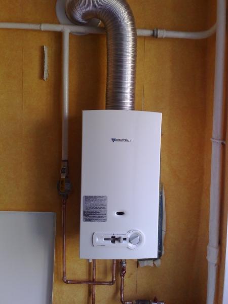 Aeg Газовая Колонка Инструкция - фото 4